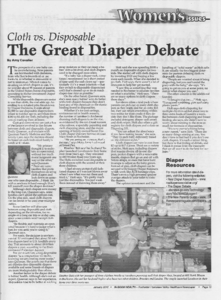 The great diaper debate  cloth vs disposable  igh january 2012
