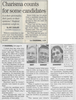 Charisma counts for some candidates  8.26.04 penfield post